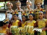 Young Bali Dancer