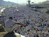 Hajj Pilgrimage, Saudi Arabia
