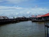 Kampung di atas Laut - Bontang Kuala