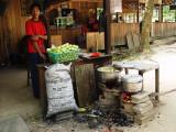 jagung rebus di Kenari - PIR km 22