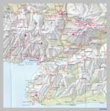 Ujung Genteng Map