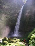 Pelangi Waterfall