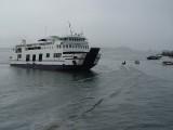 Ferry di Teluk Balikpapan