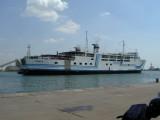 Ferry Penyeberangan ke Kalimantan
