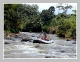 Arung Jeram di Sungai Citanduy, Bogor