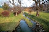 Peyton Creek from Lake Tams