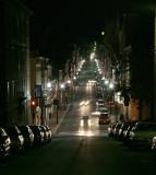 Beverly Street looking west
