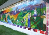 Newtown Bakery Mural