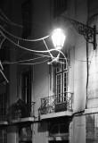 street lamp in Chiado