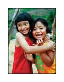 Karen Children   Ethnic minority ~ Chiang Rai
