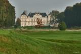 Le château de Raray où a été tourné le film La Belle et la Bête