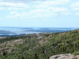 View from Cadillac Mountian, Acadia NP