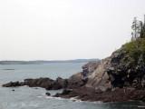 Campobello Island coastline