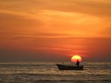 Nazare fisherman