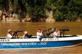 Kinabatangan - Sukau Gun Boat
