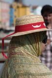 multi-ethnic tourist in Venice