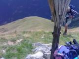 Willem bereikt de top van de Gritzer Hörndle