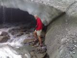 Hans bij Simony Kees(gletscher)