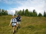 Onderweg naar Zupalsee Hütte
