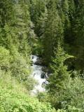 Het Maurer Tal richting Essener und Rostocker Hütte