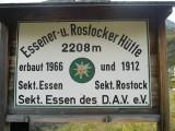 Essener und Rostocker Hütte
