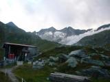Gletschers bij Essener und Rostocker Hütte