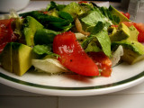Sharp Dressed Salad