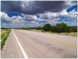 Lonely High Desert Road