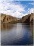Canyon Lake Reservoir, Arizona