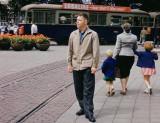1958 Larry in Belgium
