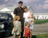 Grady Shirley and Family