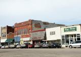 Downtown Dunlap IA