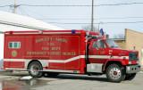Dow City IA Fire Truck
