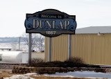Dunlap IA Welcome