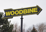 Woodbine says Welcome
