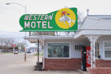 Stay at the Western Motel
