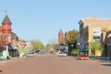 Marysville KS Business District