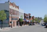 Warrensburg MO Biz District