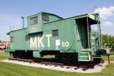 MKT Caboose @ Appleton City MO