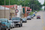 McLouth KS Business District