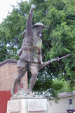 Onaga KS WW I Statue