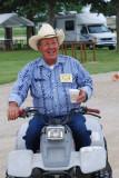 Mayor of Cedar KS welcomes music lovers