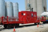 Katy Yard Caboose