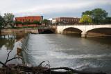 River Dam - Charles City IA