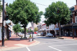 Downtown Fredericksburg VA