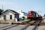 CP 8785 Headed East at Milan MI