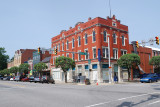 Main and Ferry Street Vevay IN