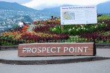 Prospect Point Sign