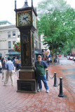 Artie and the Steam Clock