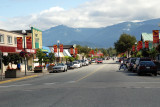 Downtown Squamish BC